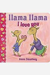 Llama Llama I Love You Kindle Edition