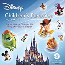 Children's Favorites, Vol. 1: Disney Bedtime Favorites and Disney Storybook Collection