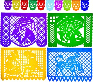 Muunek Día de Muertos Party Pack Ofrenda Halloween Decoration for table/window