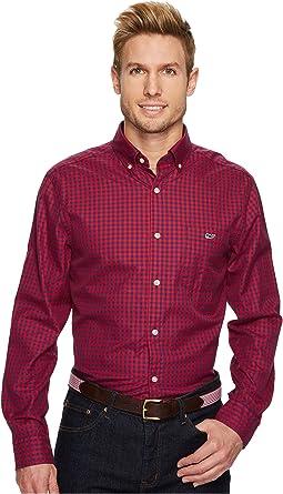 Vineyard Vines - Bentley Gingham Classic Tucker Shirt