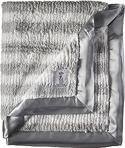 Luxe Rib Stripe Blanket