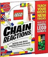 Klutz Lego Chain Reactions Science/STEM Activity Kit