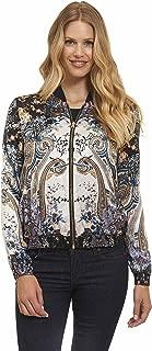 ashley outerwear bomber jacket