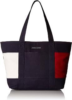 Tommy Hilfiger Tote Bag for Women Flag Canvas