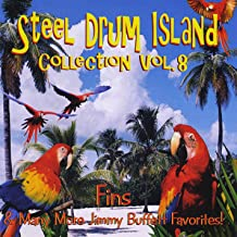 Steel Drum Island Collection: Fins & More Jimmy Buffett Favorites On Steel Drums