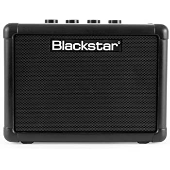 Blackstar Electric Guitar Mini Amplifier, Black (FLY3)