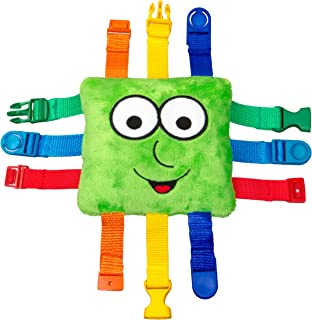 Buckle Toy - Buster Square
