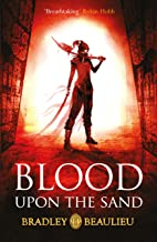 Blood upon the Sand (The Song of the Shattered Sands) (English Edition)