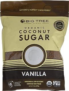 BIG TREE FARMS Organic Palm Sugar Vanilla, 14 OZ