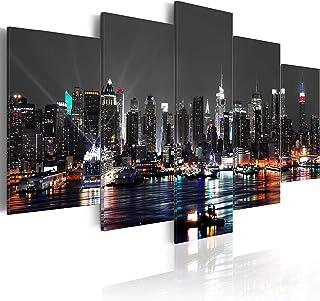 murando - Cuadro 200x100 cm - New York City Impresión de 5
