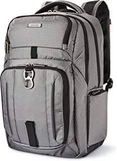 Tectonic Lifestyle Easy Rider Business Backpack, Steel Grey, One Size