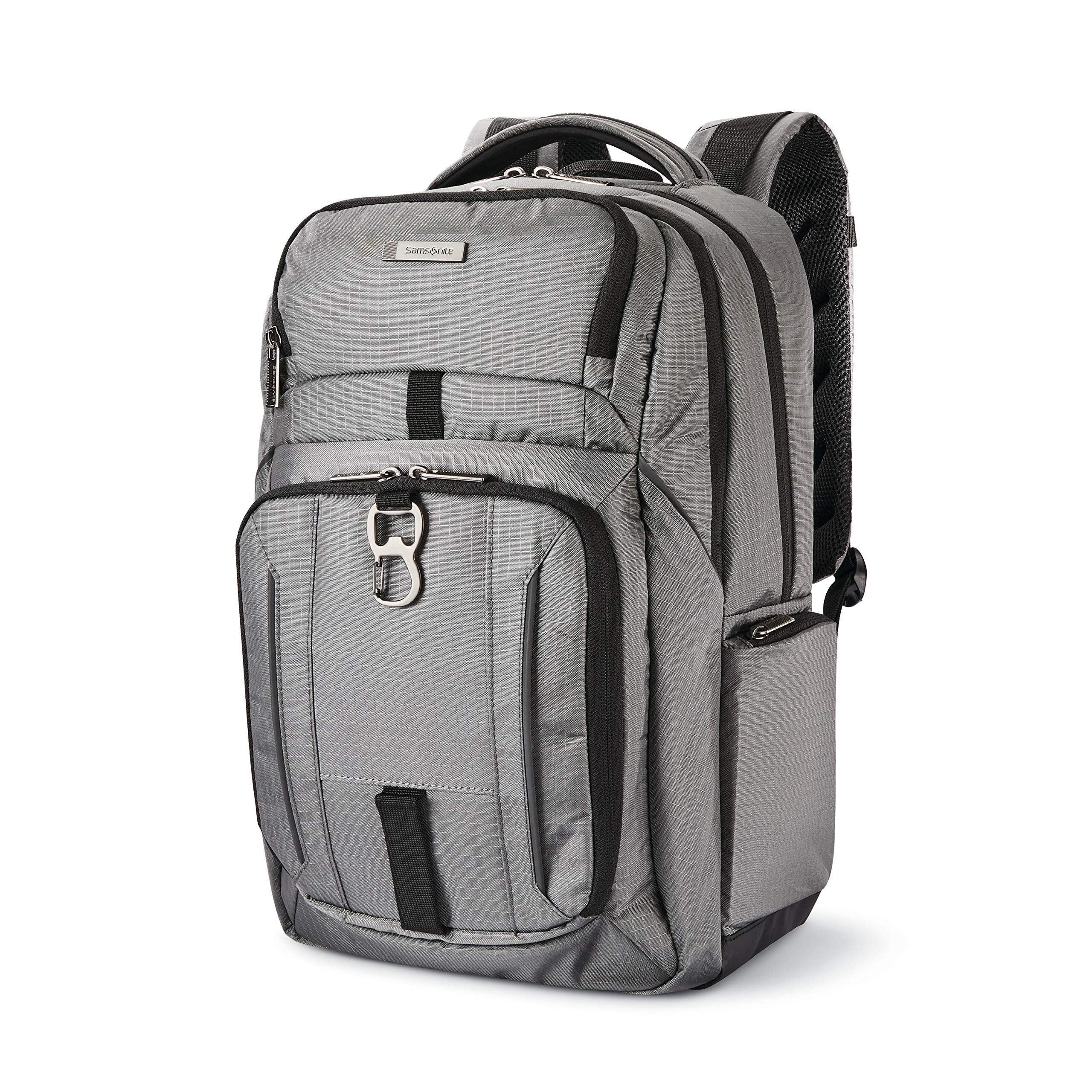 쌤소나이트 테크토닉 비지니스 백팩 Samsonite Tectonic Lifestyle Easy Rider Business Backpack, Steel Grey