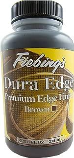 Fiebing's Dura Edge Kote Brown 8oz