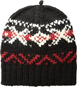 Polo Ralph Lauren - Wool Snowflake Cuff Hat