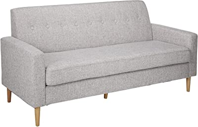 Amazon.com: BEYAN Atlanta Collection Armless Modern ...