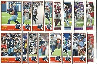 2019 Panini Score Football Tennessee Titans Team Set 16 Cards W/Rookies