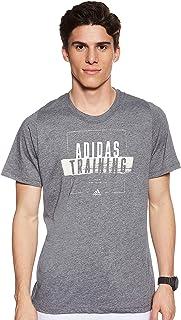 adidas Men's B Tee Badge Graphic Tee