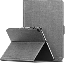 Infiland Samsung Galaxy Tab A 10.1 2019 Case, Multiple Angle Stand Cover Compatible with Samsung Galaxy Tab A 10.1 Inch Model SM-T510/SM-T515 2019 Release Tablet, Gray