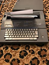 Smith Corona SL600 Electric Typewriter with Spell-Right Dictionary
