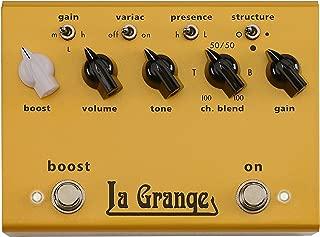 Bogner La Grange Overdrive Guitar Effects Pedal with Independent Boost