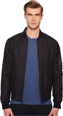 Vince Classic Bomber Jacket