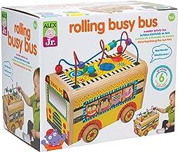 ALEX Jr. Rolling Busy Bus