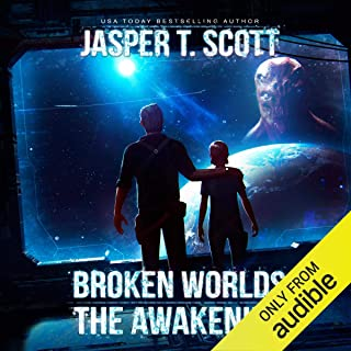 The Awakening: Broken Worlds, Book 1