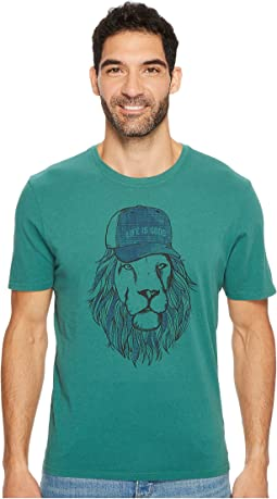 Life is Good - Life is Good® Lion Smooth Tee