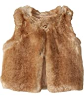 Chloe Kids - Sleeveless Faux Fur Vest (Little Kids)