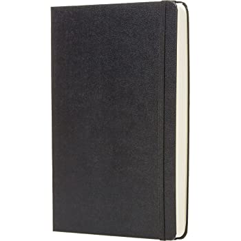 "AmazonBasics Daily Planner and Journal - 5.8"" x 8.25"", Hard Cover"