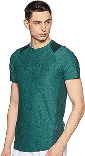 قميص قصير الأكمام ام كيه 1 للرجال من اندر ارمور، مقاس L