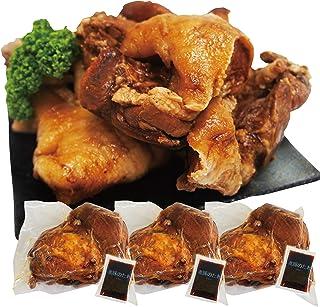 【送料無料】国産豚肉ごろゴロ不揃い煮込み焼豚チャーシュー専用タレ付き900g 300g×3パック 2セット以上ご購入でおまけ付き