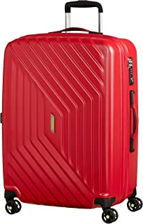 American Tourister Air Force 1 - Maleta, Rojo (Flame Red), M (66cm-69L)