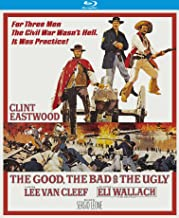 clint eastwood eli wallach lee van cleef