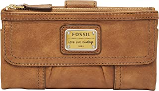 Womens Emory Bifold Soft Leather Wallet
