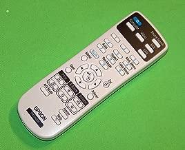 OEM Epson Remote Control: PowerLite 520, 525W, 52c, 530, 535W