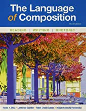 Best the language of composition 3rd edition teacher's edition Reviews