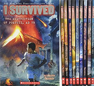I Survived: Ten Thrilling Stories (Boxed Set)