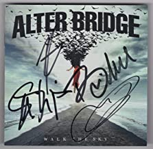 Alter Bridge Autographed CD booklet - (new album - signed by entire band). Certificate of Authenticity (COA) from The Autograph Source Aspen