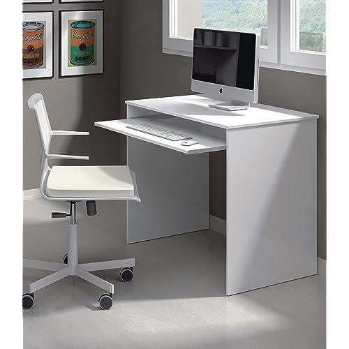 Gloss White Desk Desk Plants Uk