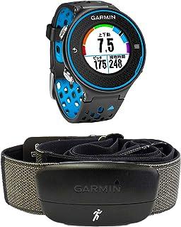 GARMIN(ガーミン) ランニングGPS ForeAthlete 620J 心拍ベルト付きセット カラータッチパネル Wi-Fi Bluetooth対応 【日本正規品】 112853