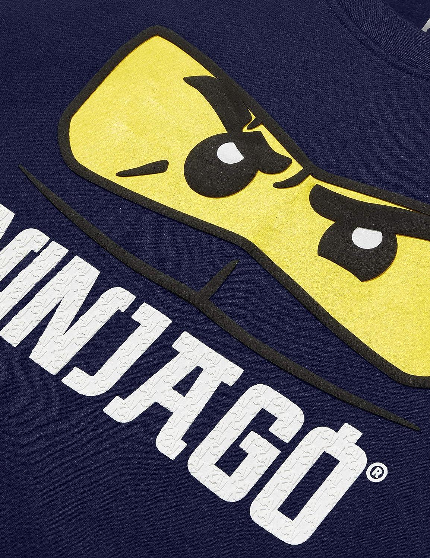 LEGO Mwc-Sweatshirt Ninjago Maglia di Tuta Bambino