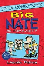 Big Nate: Mr. Popularity (Big Nate Comix Book 4) PDF