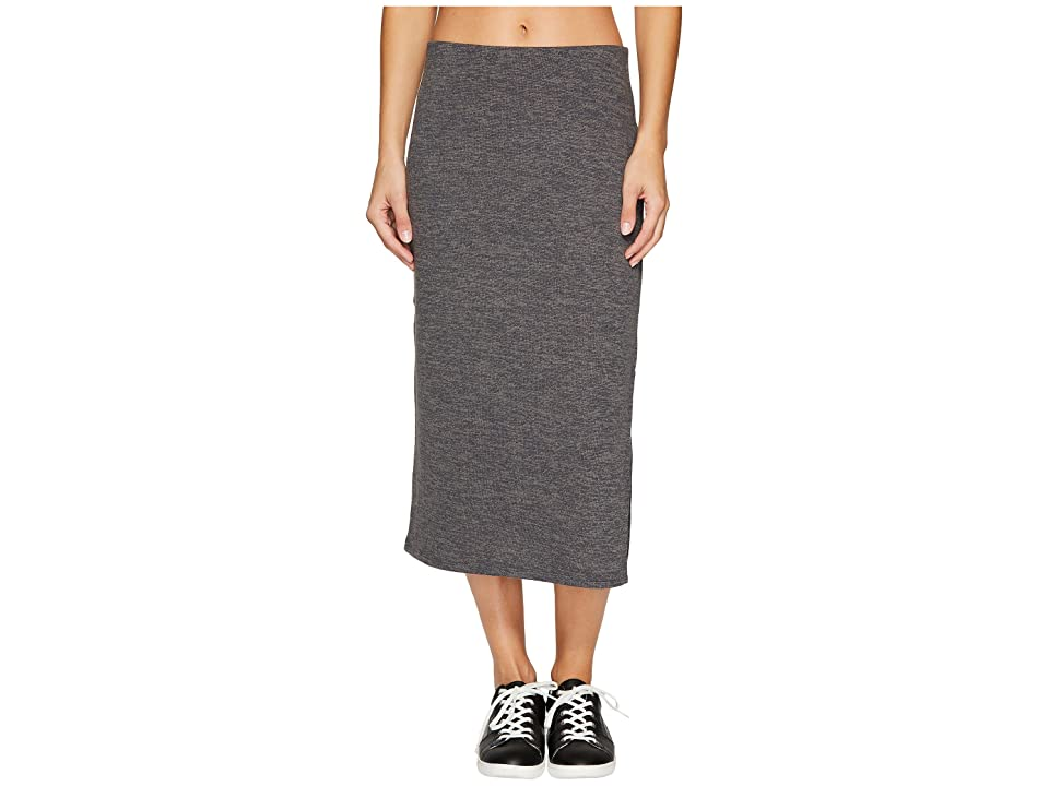 Lole Mali Skirt (Black Heather) Women