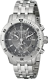 Tissot Men's T0674171105100 PRS 200 Stainless Steel Watch