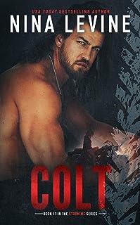 Colt: A Storm MC Motorcycle Club Romance