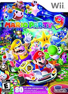 mario party 9 4 players