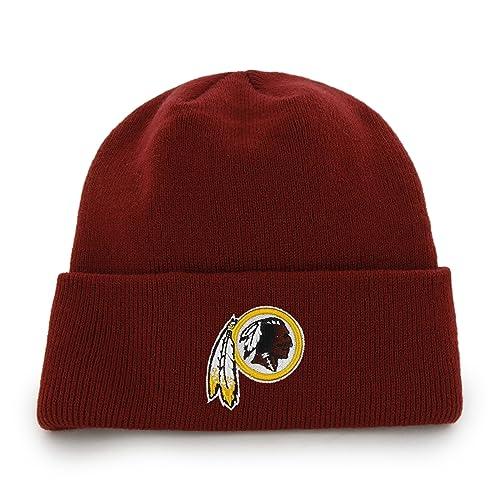47 Brand Team Color Cuff Beanie Hat - NFL Cuffed Football Winter Knit  Toque Cap.   03b8c831c