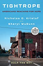Tightrope: Americans Reaching for Hope (Random House Large Print)