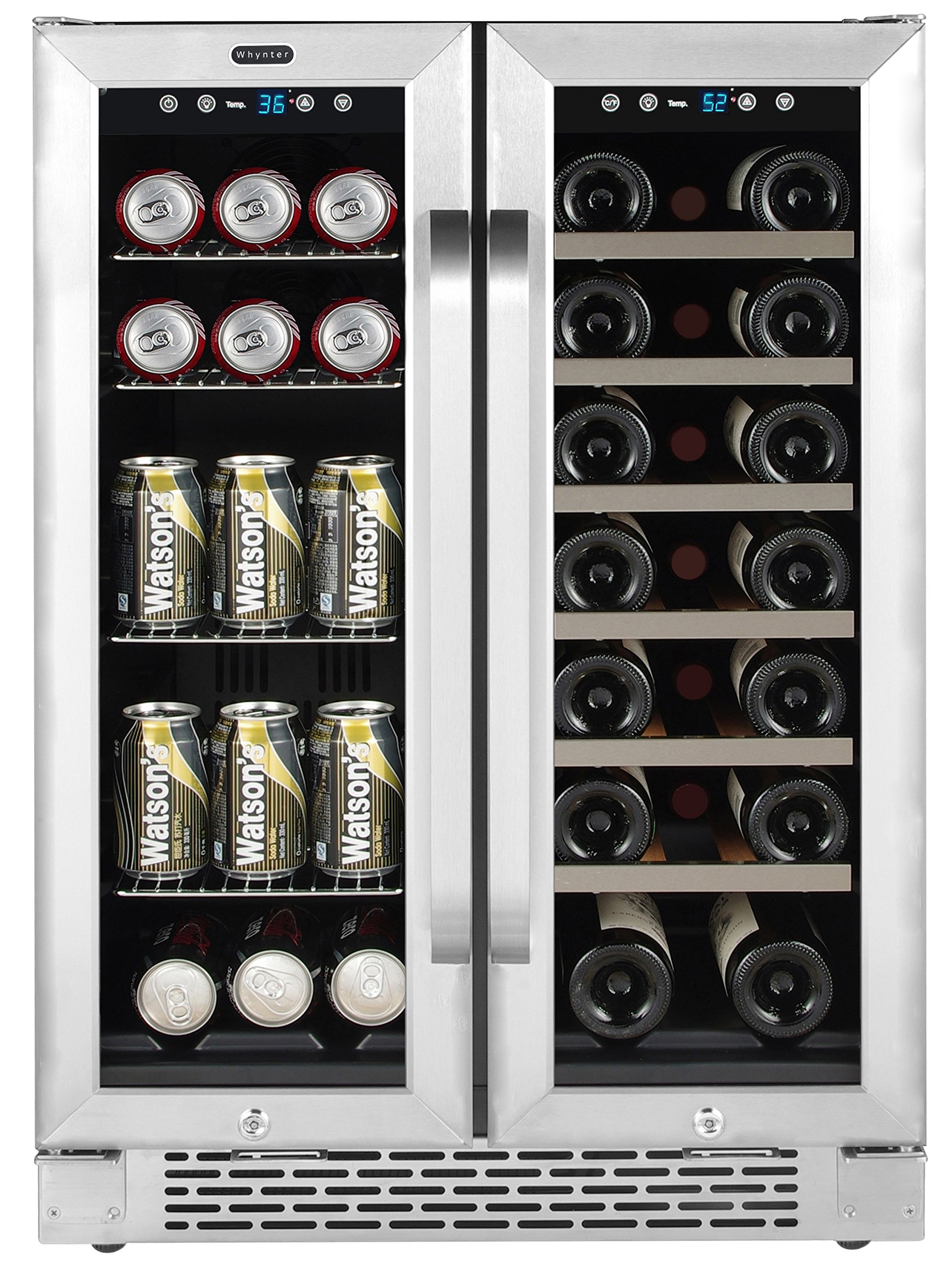 Whynter BWB 2060FDS Refrigerator Beverage Stainless